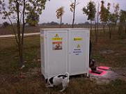 geotermia monastier treviso - installazione di sonda geotermica verticale double U - installazione sonda coassiale in acciaio inox - ground response test